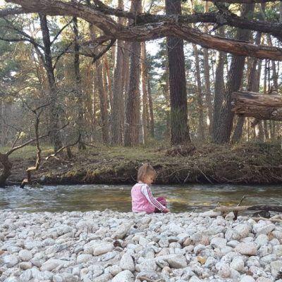 Explorando los pinares en EDEN exploradores