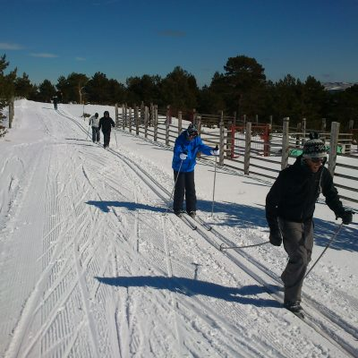 Esquí nórdico o fondo