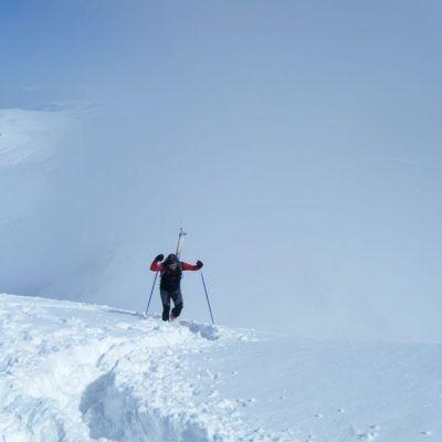 Esquí de montaña en programa MountainPro