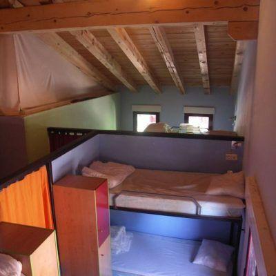 Dormitorios planta alta