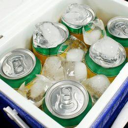 Bebida fría
