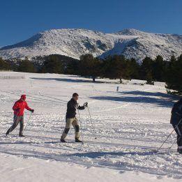 Esquí nórdico en Cotos