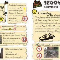 Raid Histórico en Segovia