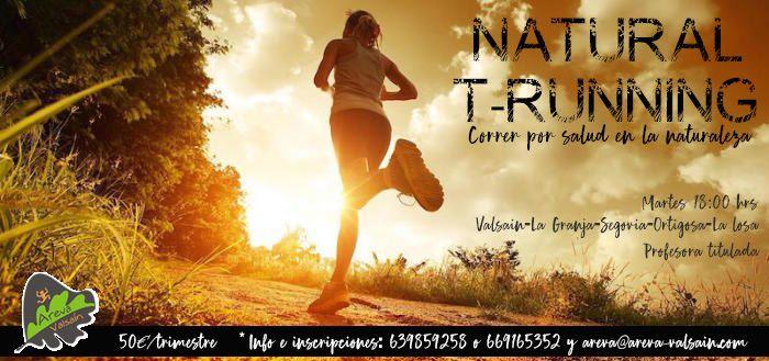 Natural T-Running 18-19