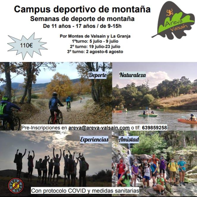 Campus Deportivo de Montaña